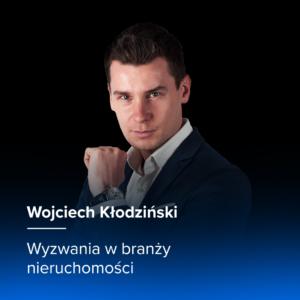 Wojciech Kłodziński prelegent - wizerunek