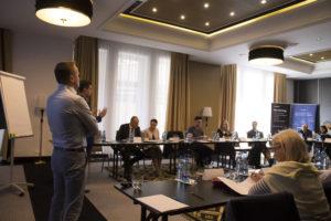 Krzysztof Rzepkowski prelegentem na szkoleniu z inwestowania w nieruchomości