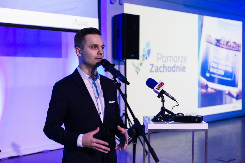 Najbardziej innowacyjne mikroprzedsiębiorstwo - Maciej Piątkowski