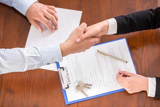 bezpieczna umowa najmu