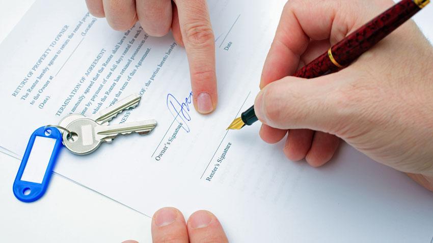 ważne zapisy w umowie najmu